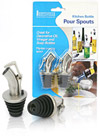Davison Product Invention: Kitchen Bottle Pour Spouts