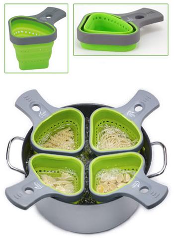 Davison Product Pasta Basket