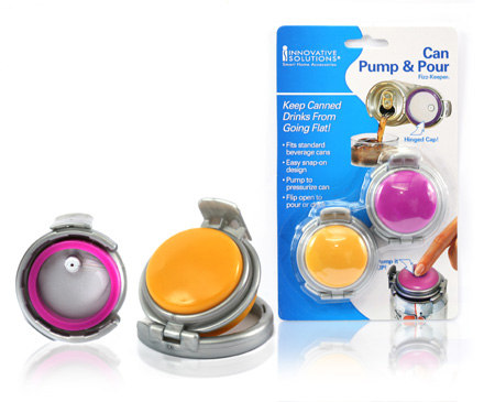 Davison product can pump pour for Innovative household items