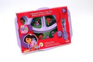Davison-designed Line of Interactive Mealtime Products Shipped to Wal-Mart Canada Stores, Featuring Nickelodeon's Dora and Diego