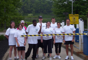 Sales Team is Run-Away Success at Community 5K Fitness Classic!