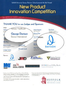 Sawyer Business School 2008 New Product Innovation Competition