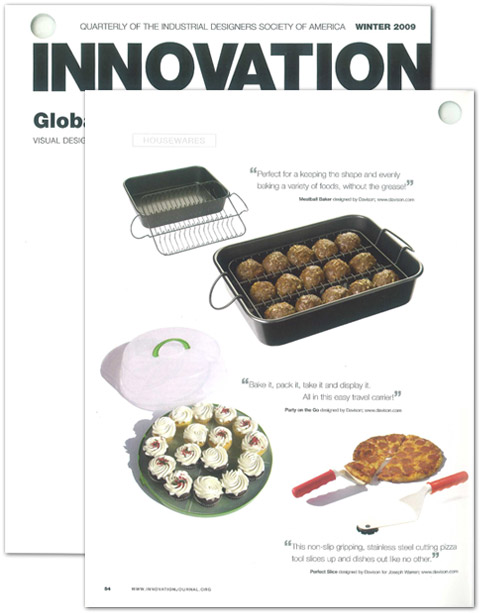 Davison Client Inventions Featured in Innovation Magazine