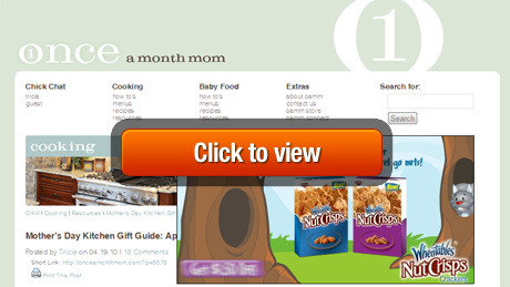 Our clients' products featured in Mother's Day Kitchen Gift Guide!