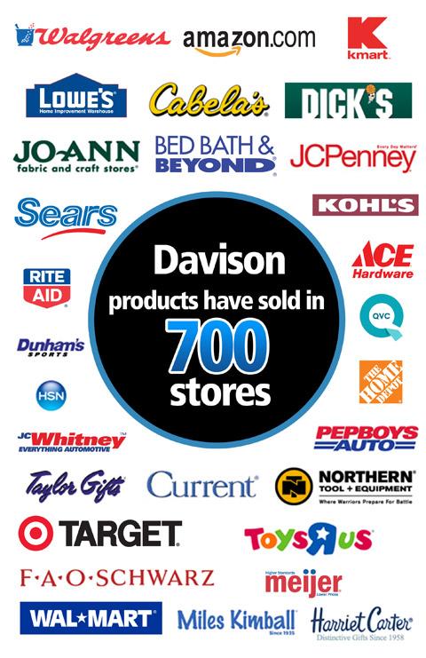 Davison products