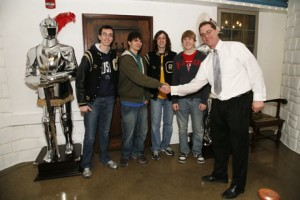 "Davison's ""What Will You Create?"" award goes to inventive team from Gateway High School"