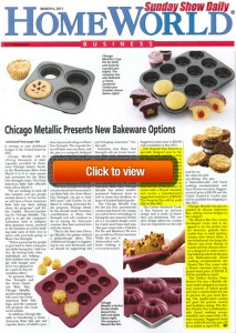 Davison innovations featured in HomeWorld Business magazine!