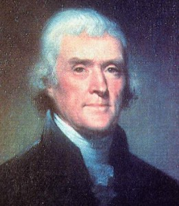 Happy Birthday Thomas Jefferson!