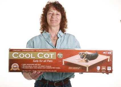 Meet the Inventor of the Cool Cot – Part 1