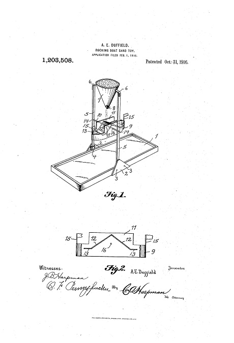 toy patents