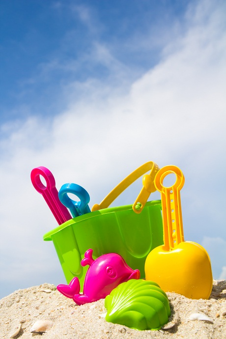 shovel pail beach toys