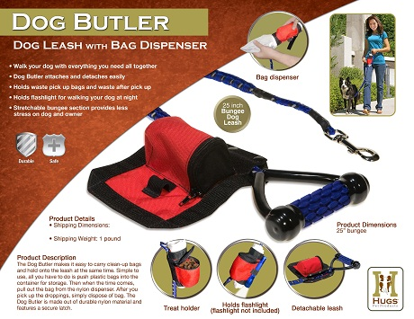 Deluxe Dog Butler to Blaze Trails at Fall Trade Shows