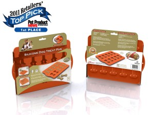 Bow WOW! Two Davison-Designed Pet Products Win Retailers' Top Pick Awards!