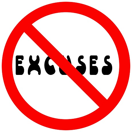 Excuses, Excuses, Excuses… There's NO Reason to NOT Innovate!