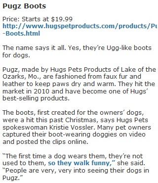 Pet Inventions