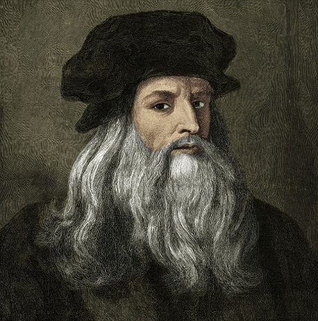 Celebrating Leonardo Da Vinci with Creationeer Extraordinaire, Lucky
