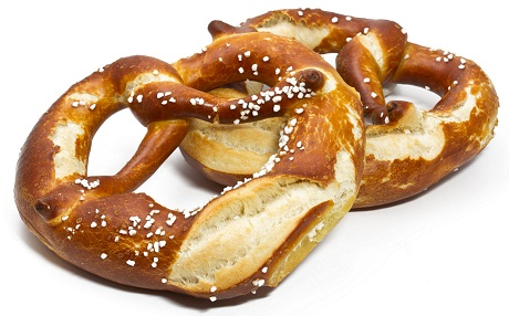 The Twisted History of the Pretzel