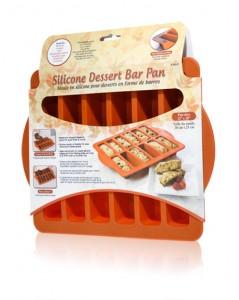 davison silicone dessert bar pan joseph springer