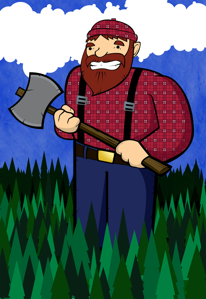 Celebrate Paul Bunyan Day with these Enormously Useful Products