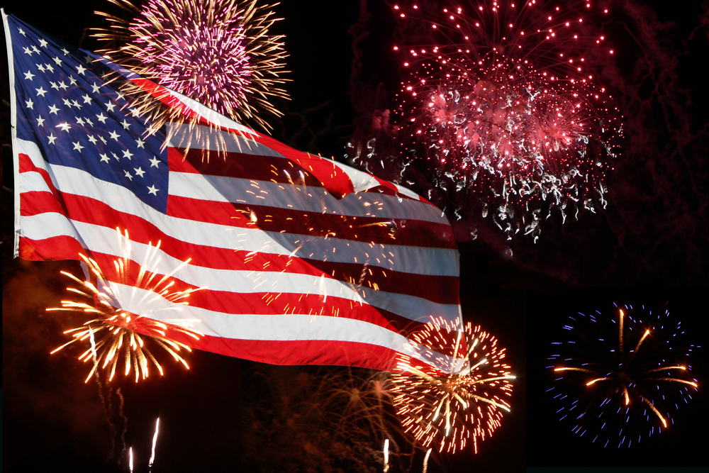 Happy 4th of July from Davison!