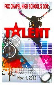 Davison Donates to Fox Chapel Area High School – Fox Chapel's Got Talent