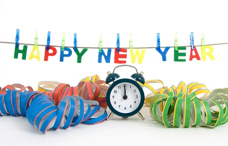 happy new year davison