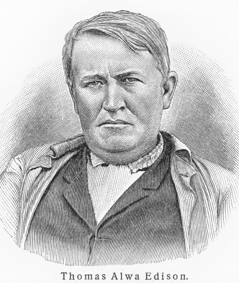 Thomas Edison: An American Icon