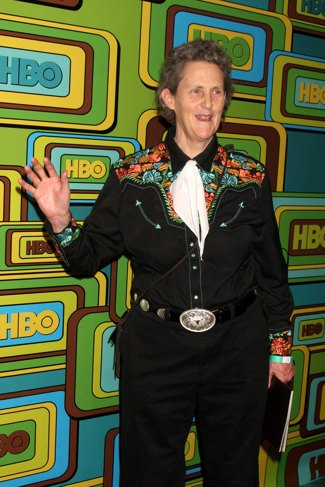 Temple Grandin: Inventor, Author, Scientist, Activist