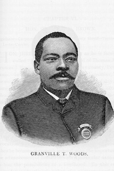 African American Inventors: Granville Woods