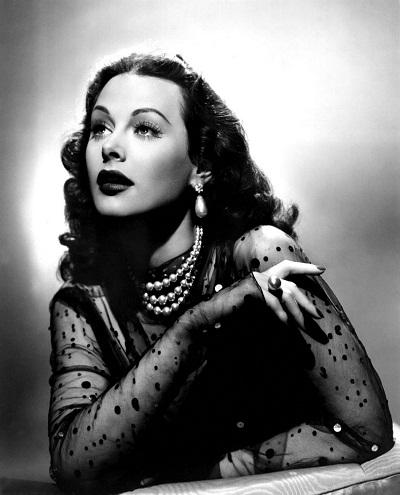 Women Inventors: Hedy Lamarr… Actress, Model, Inventor