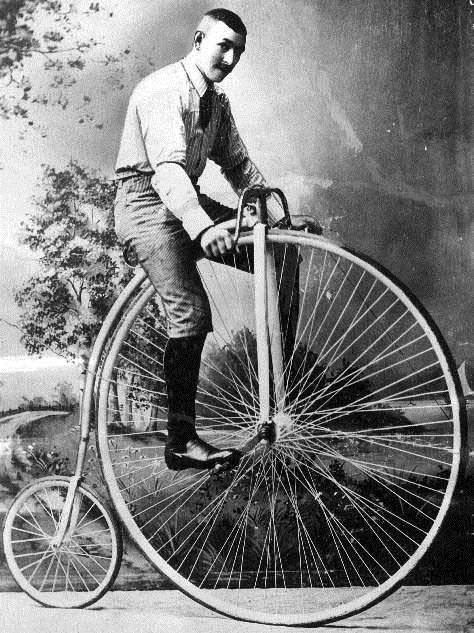 History Tuesday: The Bicycle Helmet