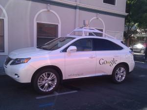 Future Friday: Self-Driving Cars