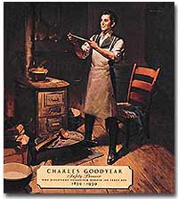 Inventor Monday: Charles Goodyear