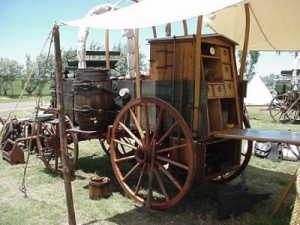 The Road from Chuck Wagons to Food Trucks