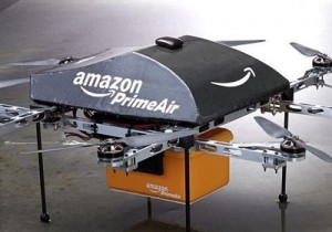 It's a Bird, It's a Plane, It's… an Amazon Delivery?