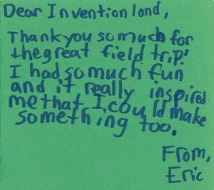 Check out the Feedback from the Latest Inventionland Tours!