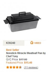 It's No Miracle! Our Meatloaf Pan is Stuffed with Great Reviews!