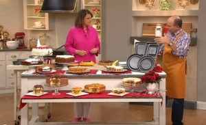 The Fill N Flip on QVC? We'll Take Seconds!