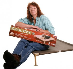Cool Cot Inventor