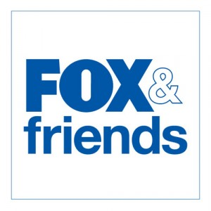 Fox & Friends & Pet Products We've Designed – this Sunday!