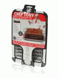 The Chef Tony Bacon Baker is Headed to QVC, Tomorrow!