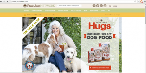 Paula Deen's Website is Now Selling Dog Food Packaging We Designed!