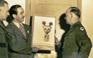 Walt Disney Invented What?