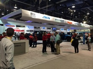 Here's What Happened at SEMA and AAPEX