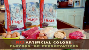 Paula Deen Commercial - Hugs Pet Products