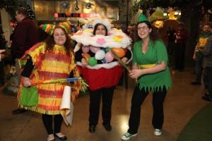 Pinata Cupcake Pan Halloween Costume