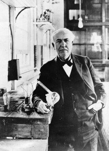 Thomas Edison - Fail Forward