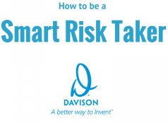 How to be a Smart Risk Taker