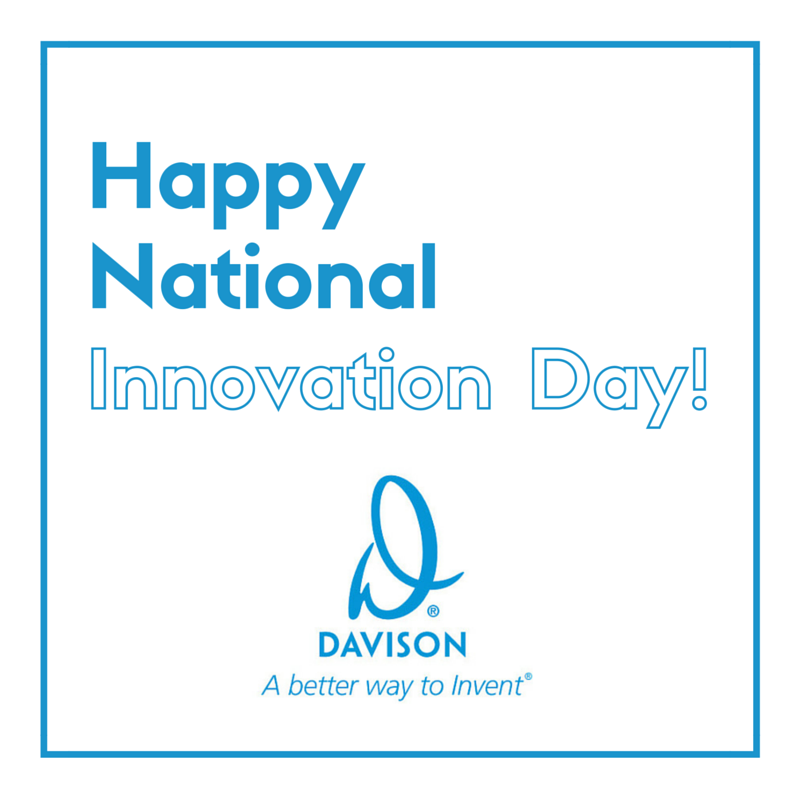 National Innovation Day - Davison Invention
