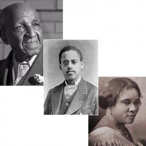 Black History Month - Davison Invention